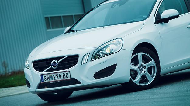 Volvo V60 Exterieur Statisch Front
