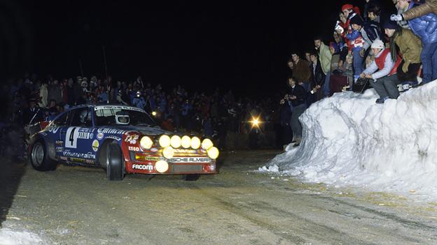 Rallye Monte Carlo Scan