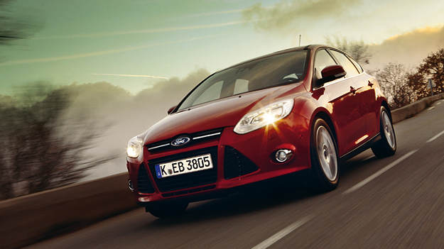 Ford Focus Exterieur Dynamisch Front