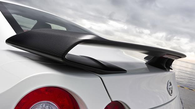 Nissan GTR Egoist Exterieur Statisch Heck Spoiler