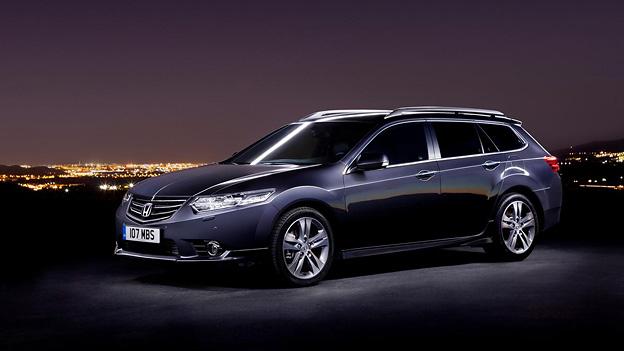 Honda Accord Exterieur Statisch Front Kombi