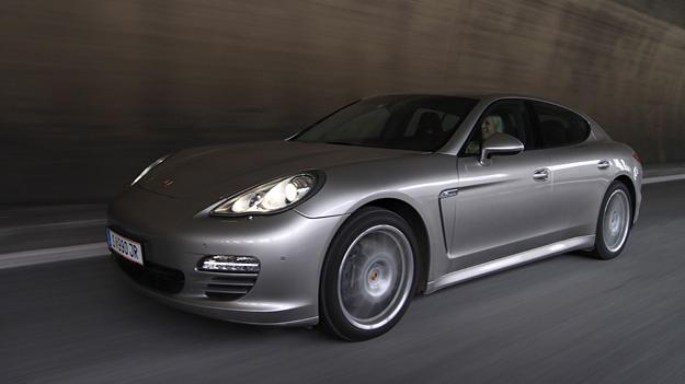 Porsche Panamera Exterieur Dynamisch Front