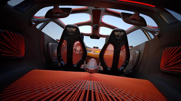 Renault Captur Interieur