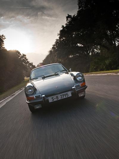 Radical MAg Porsche 911 S Steve McQueen RM Auctions