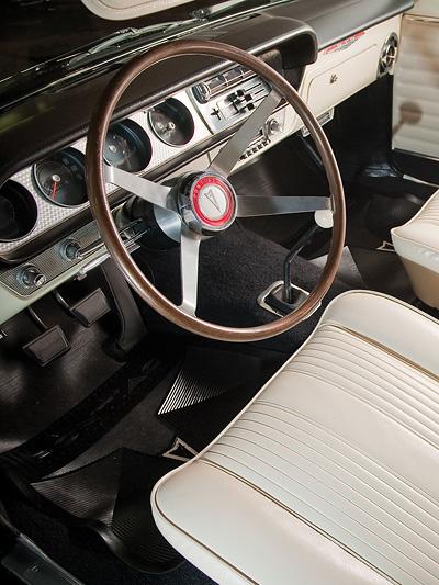 Radical Mag Pontiac GTO 1964 Courtesy of RM Auctions