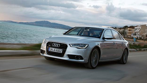 Audi A6 Exterieur Dynamisch front