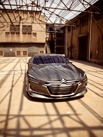 Citroën Metropolis Exterieur Statisch Front
