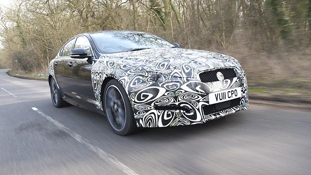 Jaguar XF Dynamisch Front Exterieur