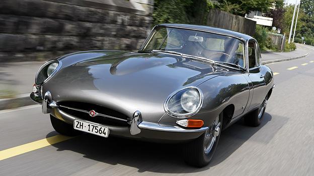 Jaguar E-Type Radical Mag 1961 patrick corminboeuf