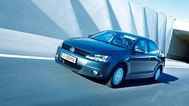 VW Jetta Exterieur Dynamisch Front
