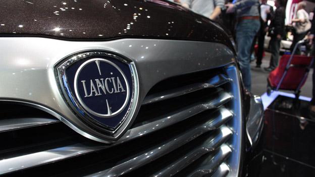 Lancia Thema Detail