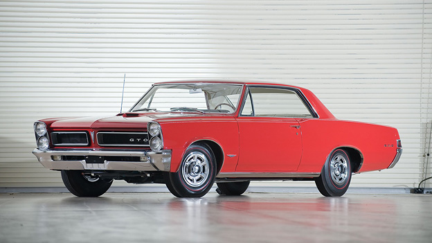 Pontiac GTO RM Auctions Peter Ruch Radical Mag