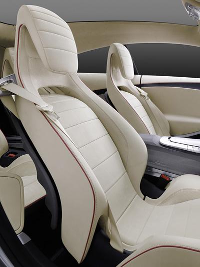 Mercedes Benz A-Klasse Konzept Interieur