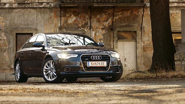 Audi A6 Exterieur Statisch Front