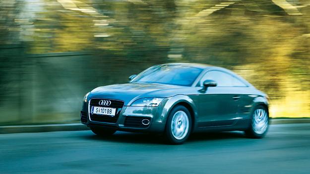 Audi TT 1,8 TFSI dyn voli