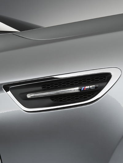 BMW M5 Concept Exterieur Statisch Detail