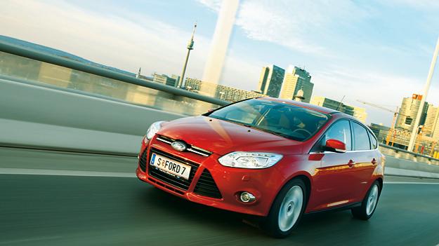 Ford Focus 1,6 TDCi Titanium dyn VoLi