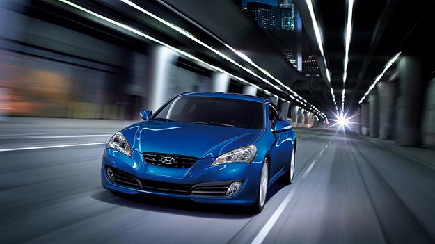 Hyundai Genesis dyn voli