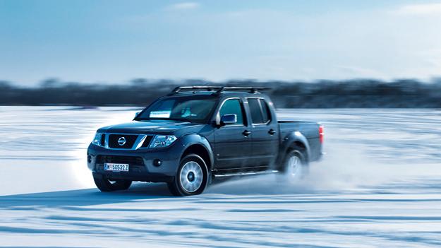 Nissan Navara Exterieur Dynamisch Seite Front
