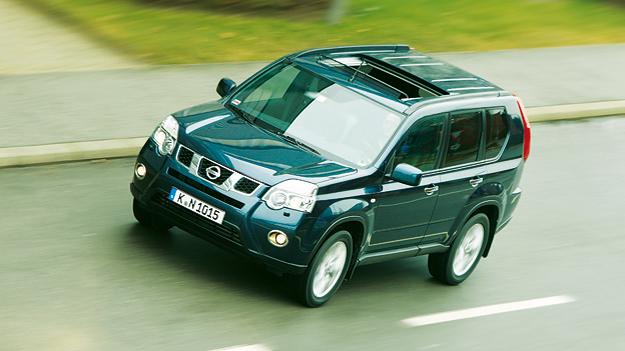 Nissan X-Trail 2,0 dCi 4x4 LE dyn voli