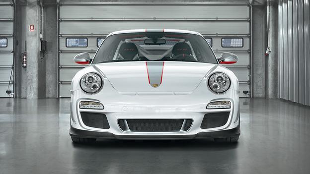 Porsche 911 GT3 RS 4,0 Exterieur Statisch Front