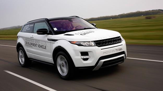 Range Rover Evoque dyn vore