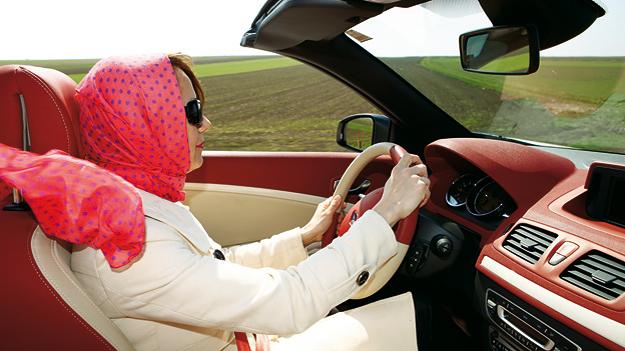 Renault Mégane CC Floride mit Susanne
