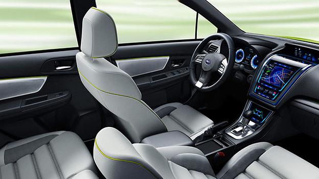 Subaru Impreza XV Concpt Interieur