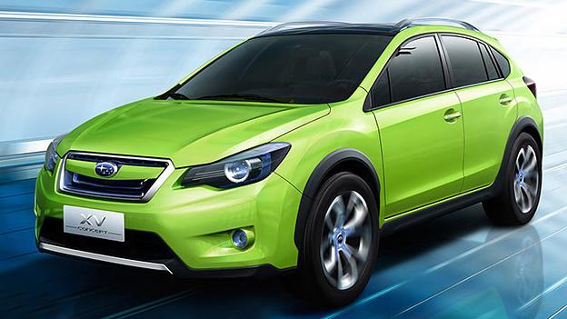 Subaru Impreza XV Concpt Exterieur Statisch Front