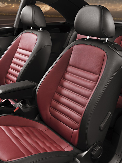 VW New Beetle II Interieur
