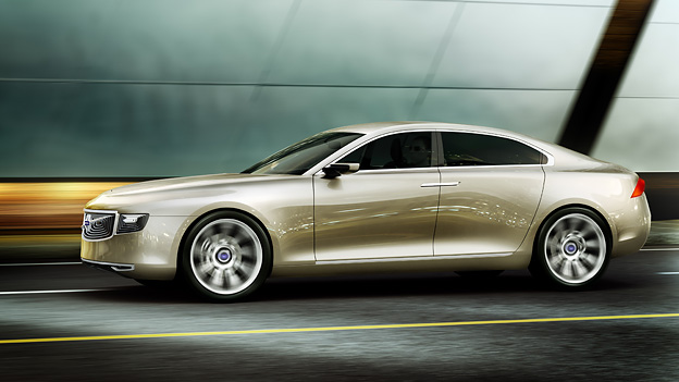 Volvo Concept Universe Exterieur Dynamisch Seite
