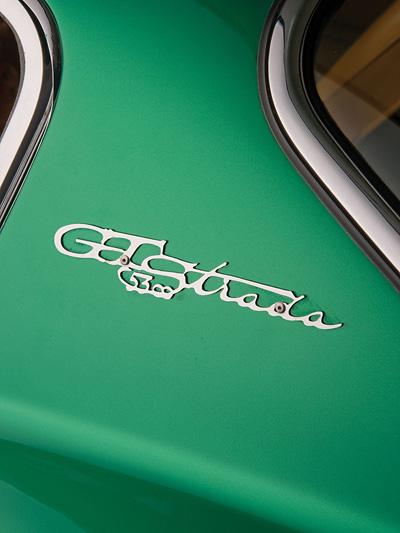 Bizzarrini 5300 GT Strada Radical Exterieur Statisch Detail