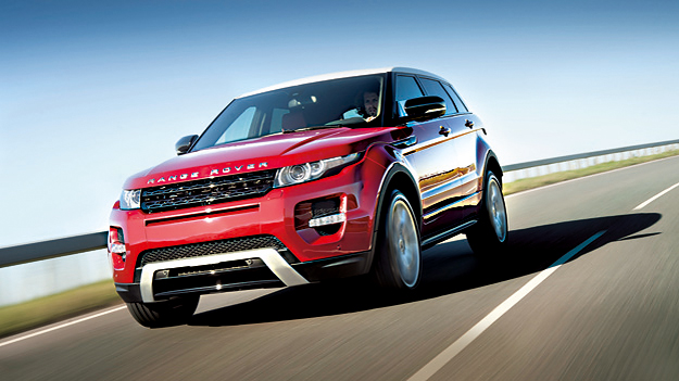 Range Rover Evoque Dynamisch Exterieur Front