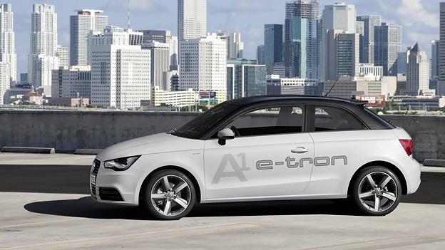 Audi Balanced mobility CNG Audi etron