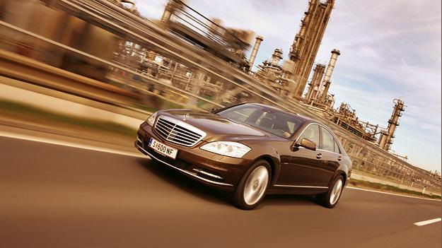 Mercedes Bent S 250 CDI Blue Efficiency Exterieur Dynamisch Front