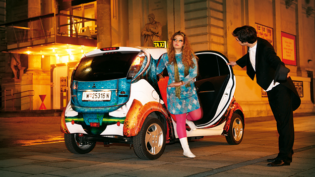 Mitsubishi IMiev Sonderedition