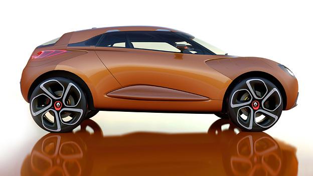 Renault Captur Exterieur Statisch Seite