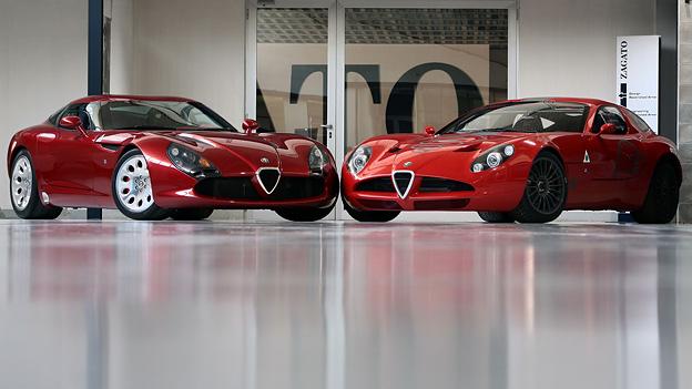 Zagato Alfa Romeo TZ3 Exterieur Statisch