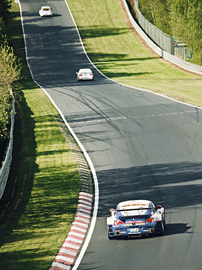 Nürburgring 2010 Jürgen Skarwan
