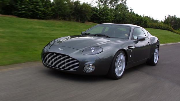 Aston MArtin Zagato Historie Radical Mag