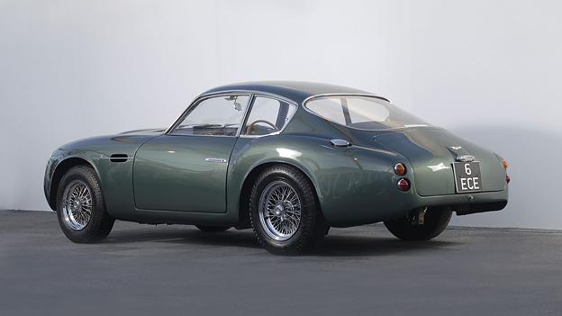 Aston Martin Zagato Radical Mag
