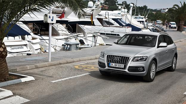 Audi Q5 Hybrid quattro Exterieur Dynamisch Front