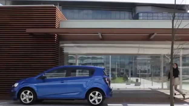 Chevrolet Aveo Video Screenshot