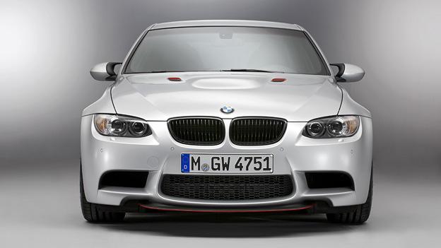 BMW M3 CTR Statisch Exterieur Front