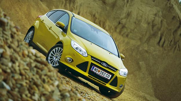 Ford Focus Exterieur Statisch Front