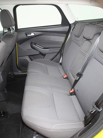 Ford Focus Turnier Kombi Interieur