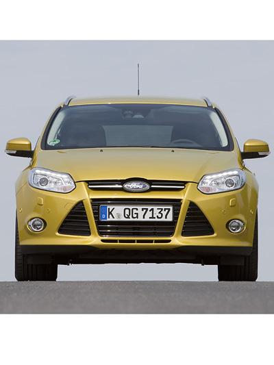 Ford Focus Turnier Kombi Exterieur Statisch Front