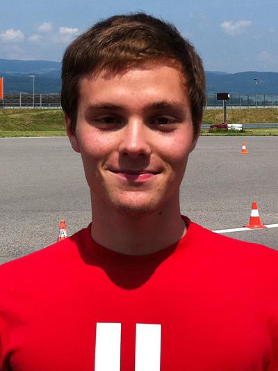 Racing Rookie Melk Wolfgang Hofbauer