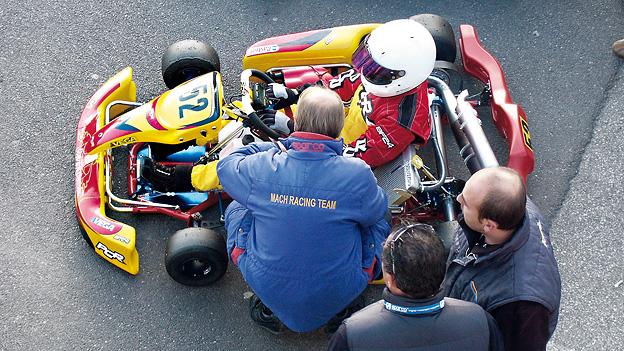 Mach Racing Team Kart