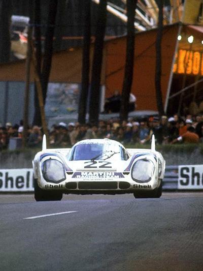 Porsche 917 1971 Le Mans Foto: Porsche Archiv